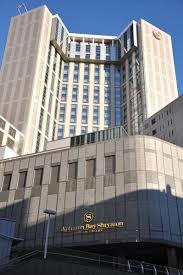 横浜ベイシェラトンホテル1