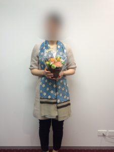 S様ご結婚報告201604(結婚相談所MIRIAM大阪梅田ラウンジ)